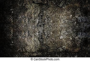 Grunge, pared, Extracto, cemento, textura, Plano de fondo