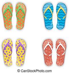 Set of Flip-flops