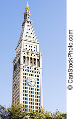 Metropolitan Life Insurance Company building, Manhattan, New York City, USA