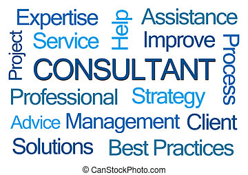 Consultant Word Cloud
