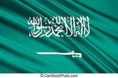 Flag of Saudi Arabia - The flag of Saudi Arabia has been...