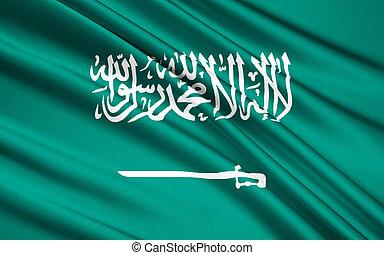 Flag of Saudi Arabia - The flag of Saudi Arabia has been...