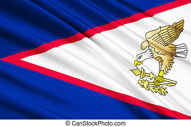 Flag of Isla de Pascua (Chile), Hanga Roa - Polynesia - The...