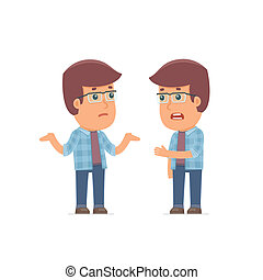 Frustrated Character Freelancer can not help to solve the problem