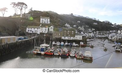 Polperro English fishing village uk - Polperro English...