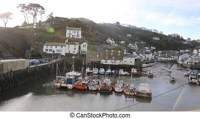 Polperro English fishing village uk - Polperro English...