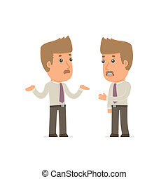 Frustrated Character Broker can not help to solve the problem