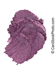 Cosmetic puple blot - Cosmetic blot red abstract detail on...