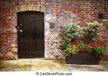 Charming Doorway