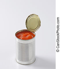 can of peeled tomatoes