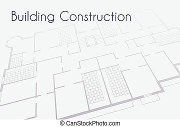 Architectural Background - Architectural background. Vector...