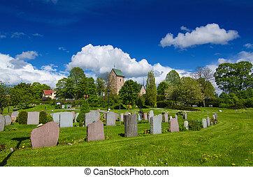 瑞典, 老, 教堂