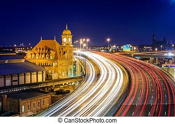 Richmond, Virginia Cityscape - Richmond, Virginia, USA at...