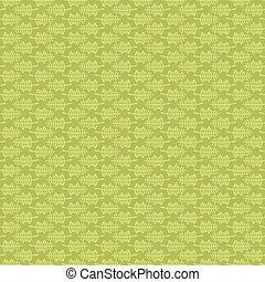 leaf pattern with green background - creative leaf pattern...