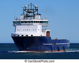 Offshore Supply Ship 15e - Oil Industry offshore supply...