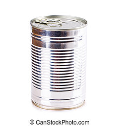 tin can Canned metal blank