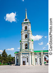 Kremlin in Tula - an ancient city near Moscow, Russia Image...