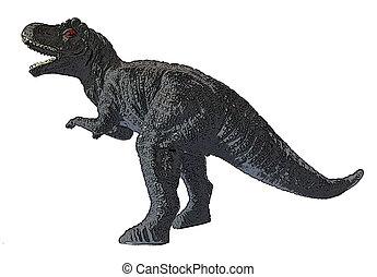 Dino Ceratosaurus drawing