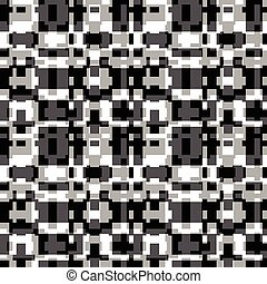 Abstract mosaic background, pattern with random rectangle shapes. Repeatable.