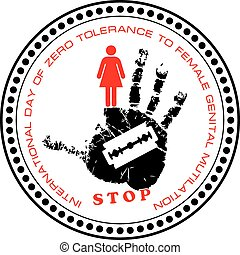 Stamp Stop Female Genital Mutilation - Stamp Stop...