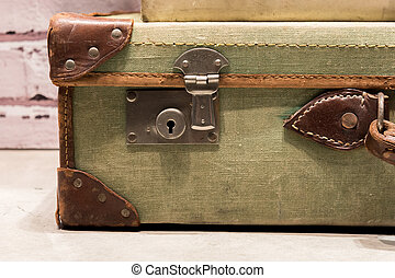 Tatty Suitcases - Worn, Tatty and Used Suitcases
