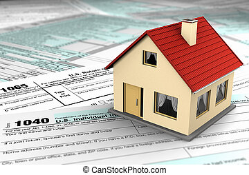Taxes and real estate