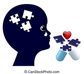 Treatment of Memory Loss in Children - Medication along with...