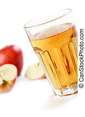 apple juice - photo shot of apple juice