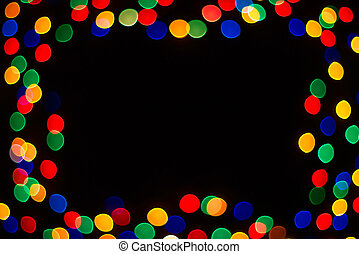 light spot frame