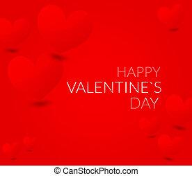 valentines, dag, Glade