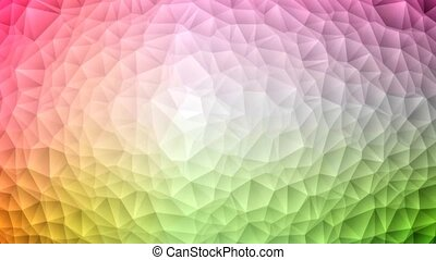 Abstract background - Abstract colorful polygonal background...
