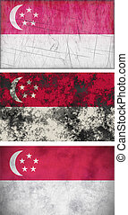 Flag of Singapore - Great Image of the Flag of Singapore