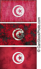 Flag of Tunisia - Great Image of the Flag of Tunisia