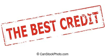 The best credit