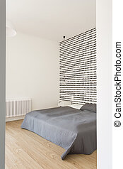 Bedroom in the house - Spacious and light bedroom in the...