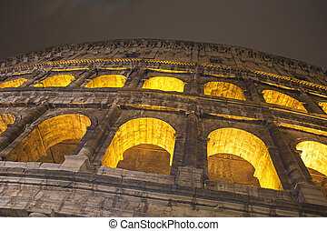 Night Colosseo