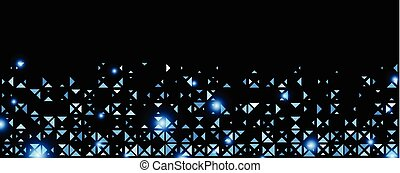 Black abstract background - Black abstract background with...