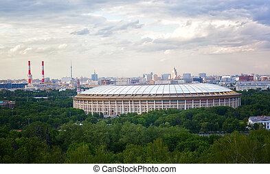 Grand Sports Arena Luzhniki Stadium, Moscow