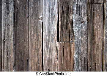 Weathered Barn Wood Background - Old Weathered rustic Barn...