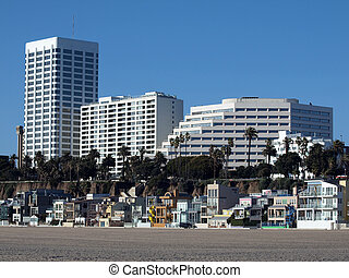 California Beach Front Living - Beach front living at famous...