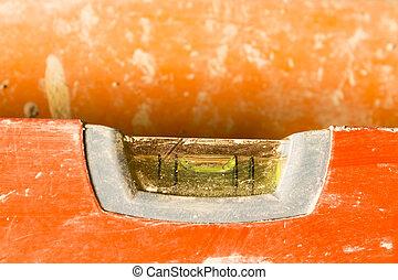 Orange Water Level Detail Grunge background