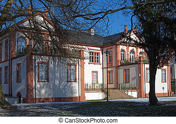 Castle Fechenbach in Dieburg, Hesse, Germany