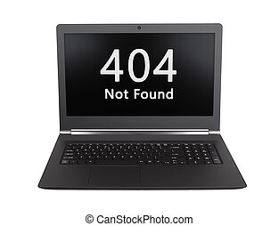 HTTP Status code - 404, Not Found - HTTP Status code on a...