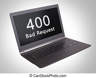 HTTP Status code - 400, Bad Request - HTTP Status code on a...