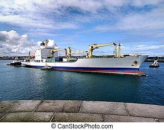 Cargo Freighter A
