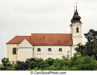 Tihany Abbey is a Benedictine monastery established at...