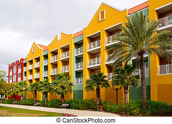 curacao - renaissance hotel at willemstad- curacao