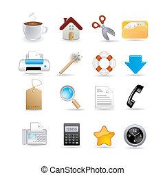 icons - universal icon sset