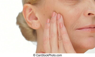 The concept of face cream