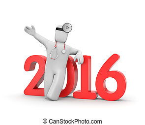 Doctor calls on everyone in the new year - Reform of...